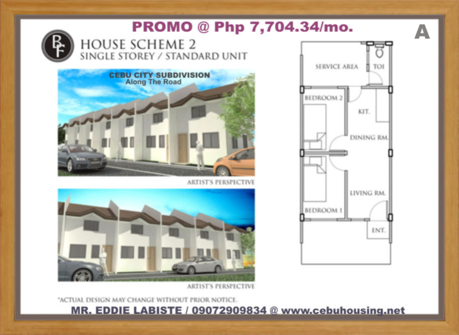 Cebu Lowcost House And Lot Img4 For Sale