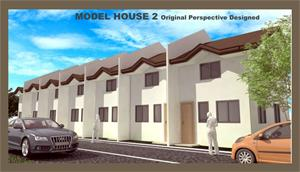 Bf Cityhomes 2 Lowcost housing subdivision in Cebu City