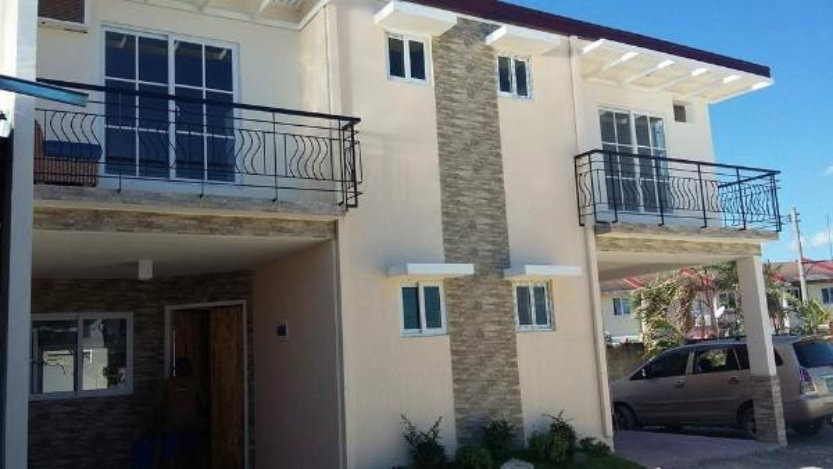 Palm River Lowcost Housing In Talisay City Cebu